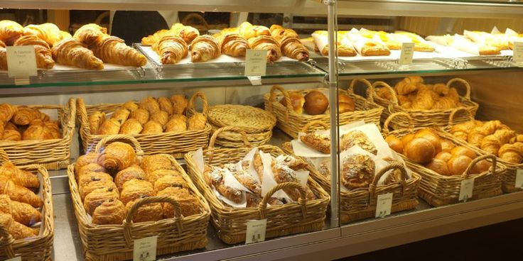Le Panier French Bakery Seattle, WA This bakery has the ...