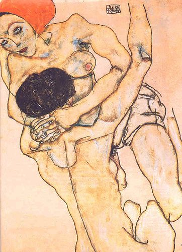 The embrace of Schiele. - Google Search