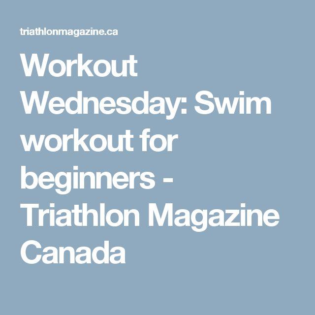 As 25 Melhores Ideias De Swimming Workouts For Beginners No Pinterest Passadeiras Exerc Cios