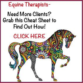Download your free cheat sheet here- if you are en equine therapist, trimmer, farrier, healer, then this is for you. https://getupandgallop.leadpages.net/em-cheat-sheet/