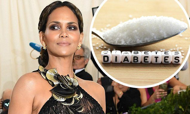 How Tom Hanks and Halle Berry cope with diabetes | Daily Mail Online