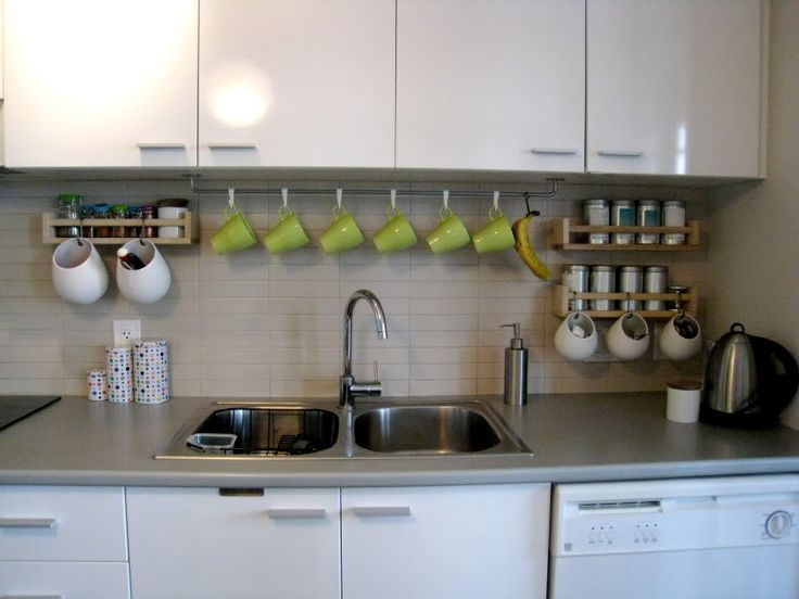 The 25 best ikea storage solutions ideas on pinterest - Small kitchen solutions ikea ...