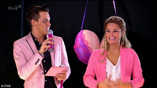 Bobbie Lee & Sam Faiers at TOWIE charity auction ...