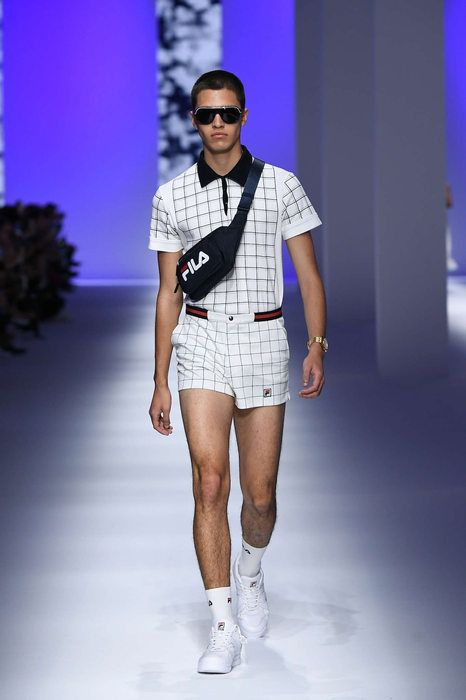 205a4bc162c Fila, Primavera/ Verão 2019, Milão, Womenswear | Fashion in 2019 ...