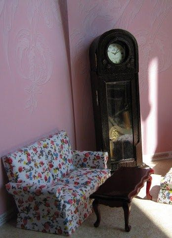 how to: grandfather clock