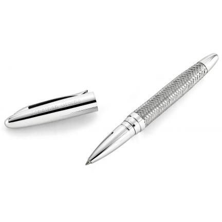 Woven Metal Personalized Pen