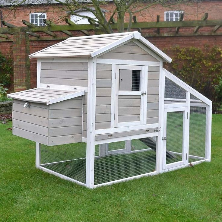 1000 ideas about chicken coop run on pinterest coops for Small chicken coop with run
