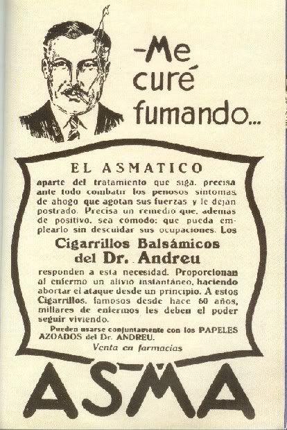 cigarrillos balsámicos