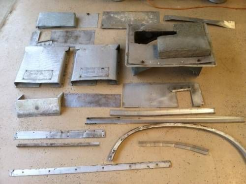 Airstream misc parts for sale-- | Airstream, 5th wheels, Tin