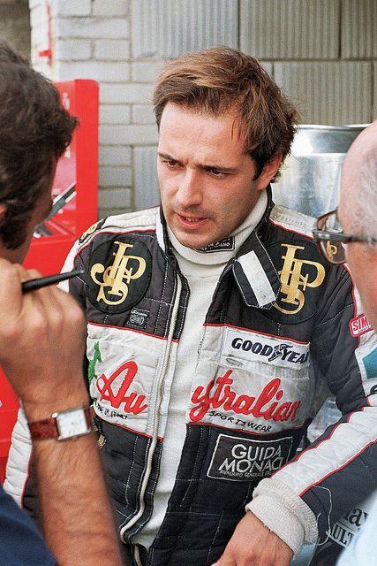 Elio de Angelis F1 Zandvoort 1984 | Flickr - Photo Sharing!