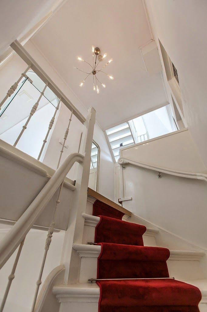 trap naar 1e verdieping
