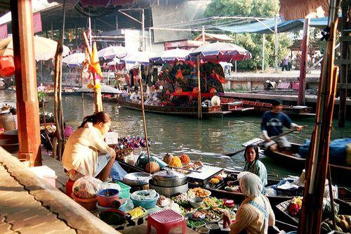 7 day itinerary in Bangkok