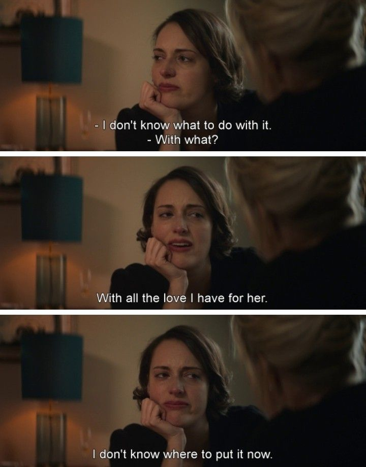 Fleabag In 2020 Movie Quotes Movie Lines Series Movies