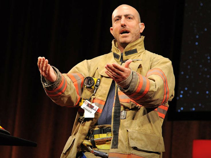 Mark Bezos: A life lesson from a volunteer firefighter via TED    Great for volunteering - it matters!!