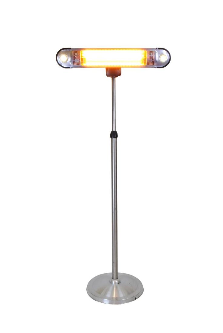 Radiant Indoor Outdoor Heater 1500 Watts Unk Volt Saw On Air N Water
