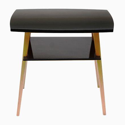 Vintage TV Tisch von Leśniewski & Lejkowski für Cracow Furniture Facto... Jetzt bestellen unter: https://moebel.ladendirekt.de/wohnzimmer/tv-hifi-moebel/tv-lowboards/?uid=21379335-5316-5647-aebb-995958d9f9aa&utm_source=pinterest&utm_medium=pin&utm_campaign=boards #tvlowboards #wohnzimmer #tvhifimoebel