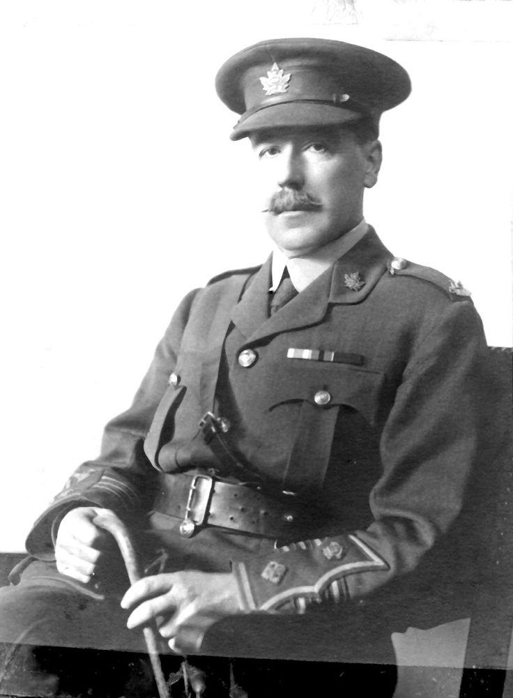 Lt Col Andrew T Thompson of Ruthven Park