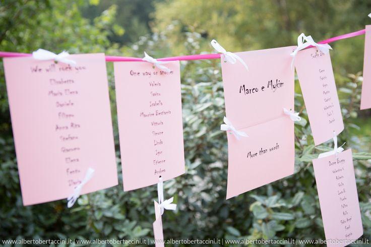 Wedding Ideas. / Allestimento matrimonio italiano.