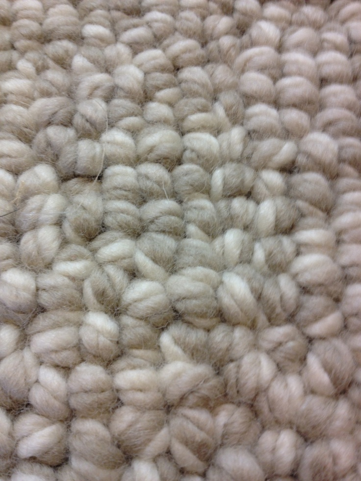 Imagine A Wool Loop Using Your Choice Of Up To Three