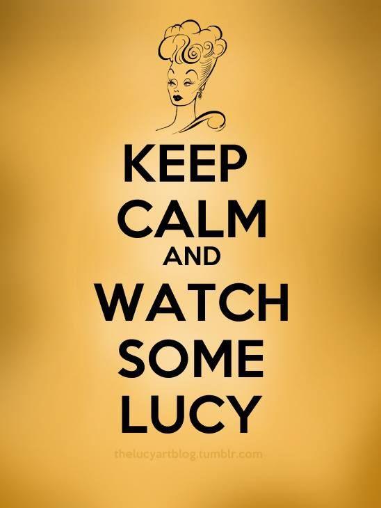 I Love Lucy @gracia fraile fraile Gomez-Cortazar Abraham