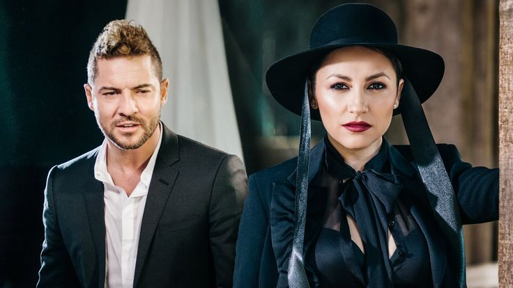 <3  ANDRA feat. DAVID BISBAL - Without You (Official Video)