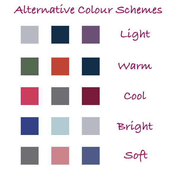 autumn capsule wardrobe colour schemes