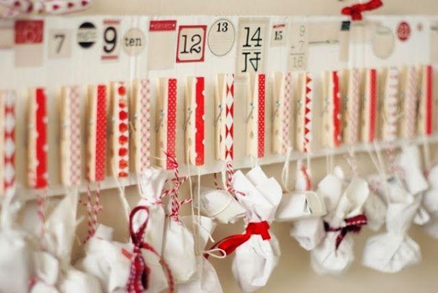 12 Idées de calendriers de lavent à faire soi même [DIY] par ...