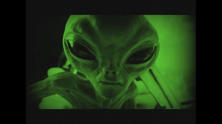 Proof Aliens Exist