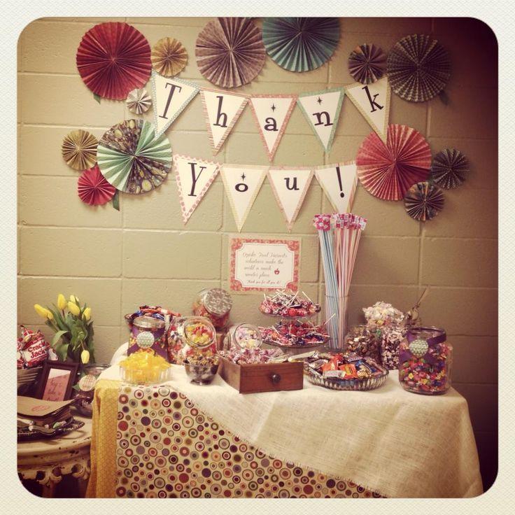 Volunteer Appreciation Week at Ozarks Food Harvest - The Food Bank. Love our volunteers!!