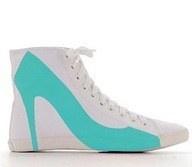 2 in 1: Shoes, Walks, Style, Alessi Products I Lov, Beautiful Heels, Cities Sneakers, High Heels, Kinda Heels, Art Alessi
