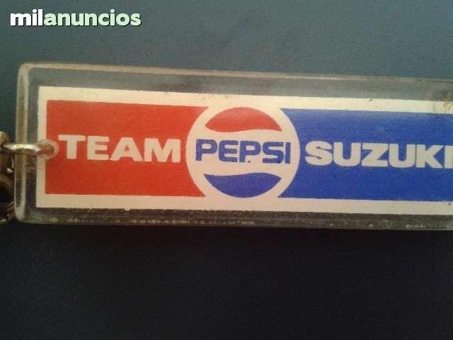 VENDIDO. Vendo llaverito Pepsi, años 80. Anuncio y más fotos aquí: http://www.milanuncios.com/llaveros-de-coleccion/llaverito-pepsi-137457956.htm