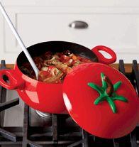 AVON - Tomato-Shaped Cooking Pot