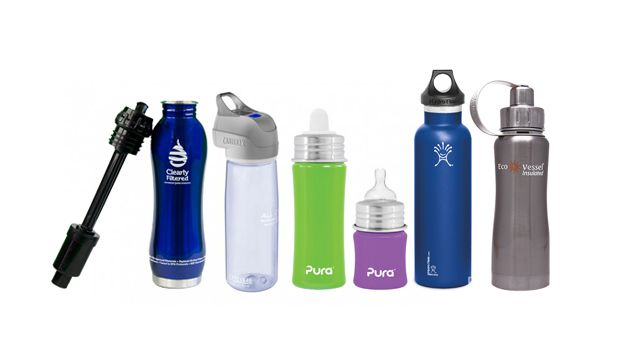 Top 5 Water Bottles Filters and Purifiers. Keeping hydrated outdoors is key #tips #waterbottle #camping #hiking