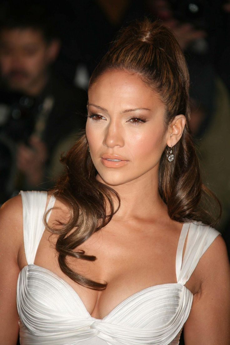Brown Bronze Eyes Makeup Jennifer Lopez Jlo Pinterest