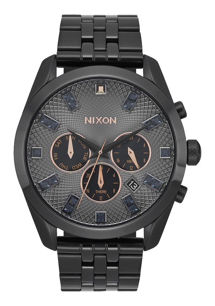 Bullet Chrono Crystal | Women's Watches | Nixon Watches and Premium Accessories
