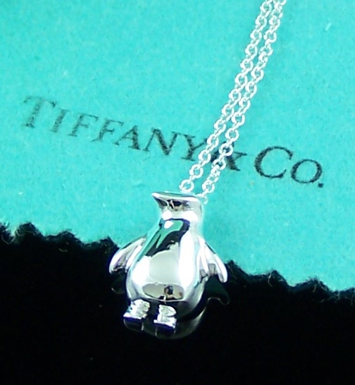 only $19. I really need this penguin necklace!! Love it!