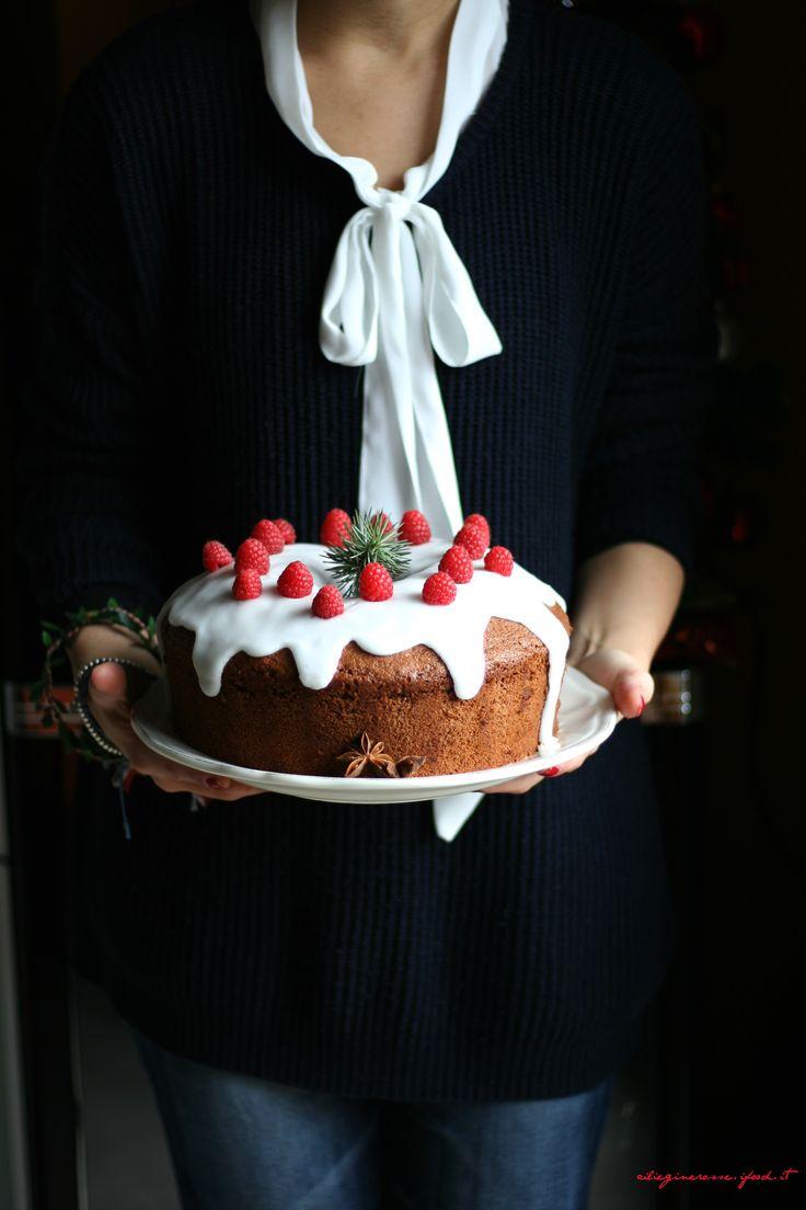 Christmas Fluffosa al cacao e spezie