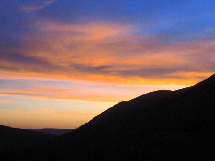 Colorado sunrise 2010