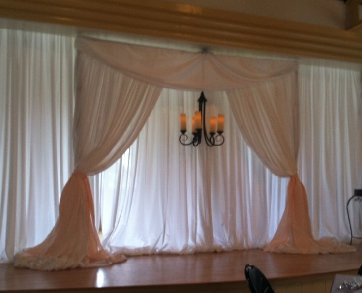 How To Make A Portable Wedding Backdrop Frame With PVC Piping