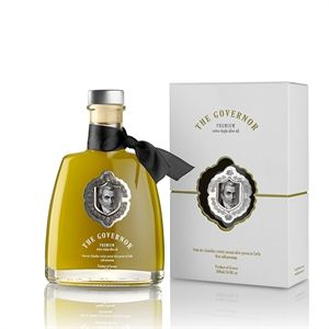 Picture of The Governor, 500ml, Premium Extra Virgin Unfiltered Olive Oil