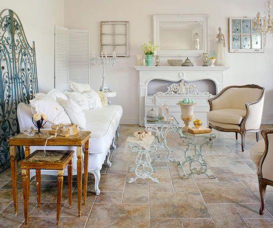 Vintage Home Decorating