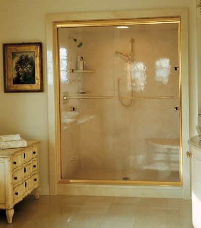25 Best Images About Glass Shower Doors On Pinterest