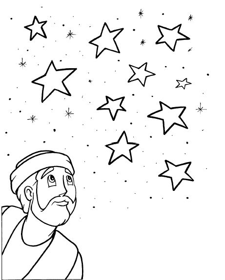 Biblekidseu Old Testament Abraham Coloring Pages