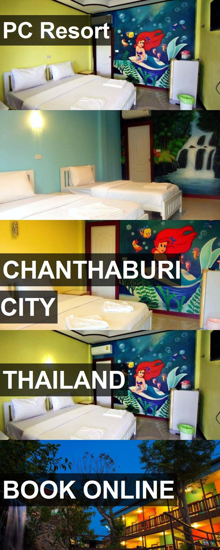 Hotel PC Resort in Chanthaburi City, Thailand. For more information, photos, reviews and best prices please follow the link. #Thailand #ChanthaburiCity #travel #vacation #hotel