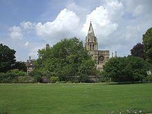 Christ Church, Oxford - Wikipedia, the free encyclopedia
