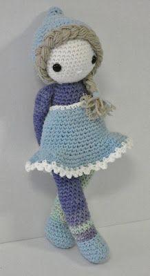 Woolish: Amigurimi kaboutermeisje