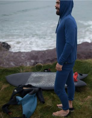 Thermal Surfwear Collections : cold weather surf clothing