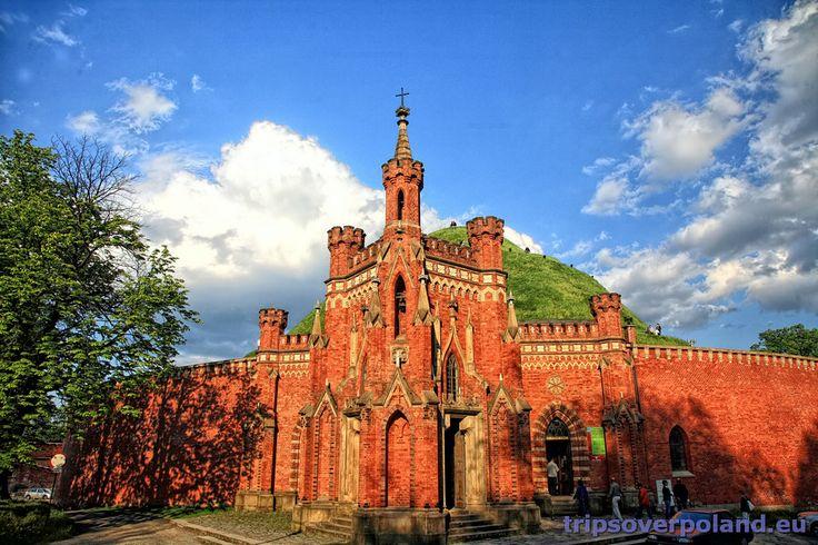 Kraków Kopiec Kościuszki