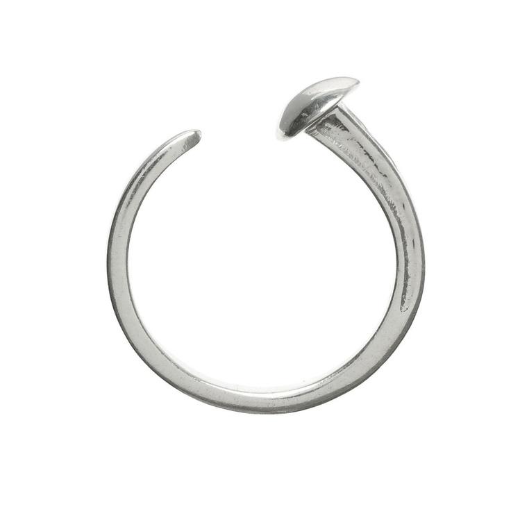Clout Nail Ring