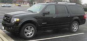 Ford Expedition EL/Max  (2006–Present)